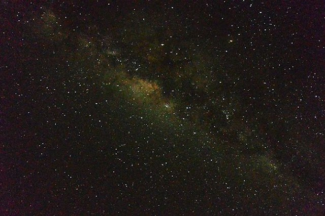 Pengalaman Pertama Memotret Milky Way di Karimunjawa