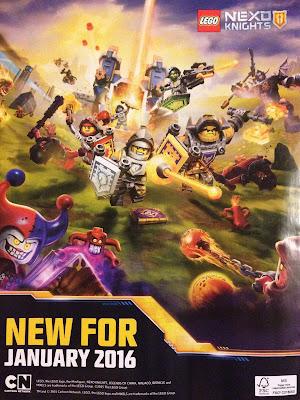 Lego Nexo Knights [Latino]