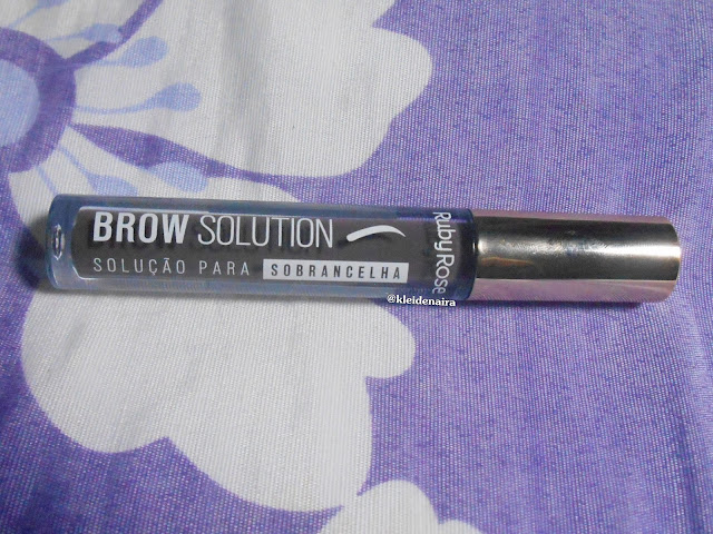 Brown Solution da Ruby Rose - Dark - Resenha