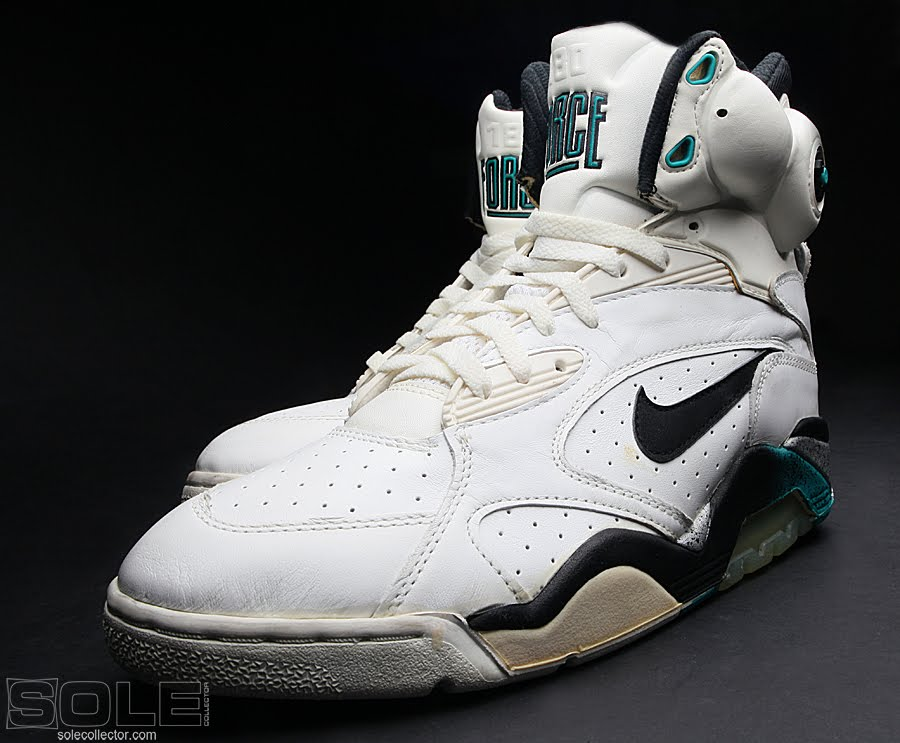 773bb66e0b KIXIONARY WORLD: 1991's Nike Air Force 180 High