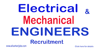 Colliery Engineer - Mechanical and Electrical Recruitment -  Government of Gujarat