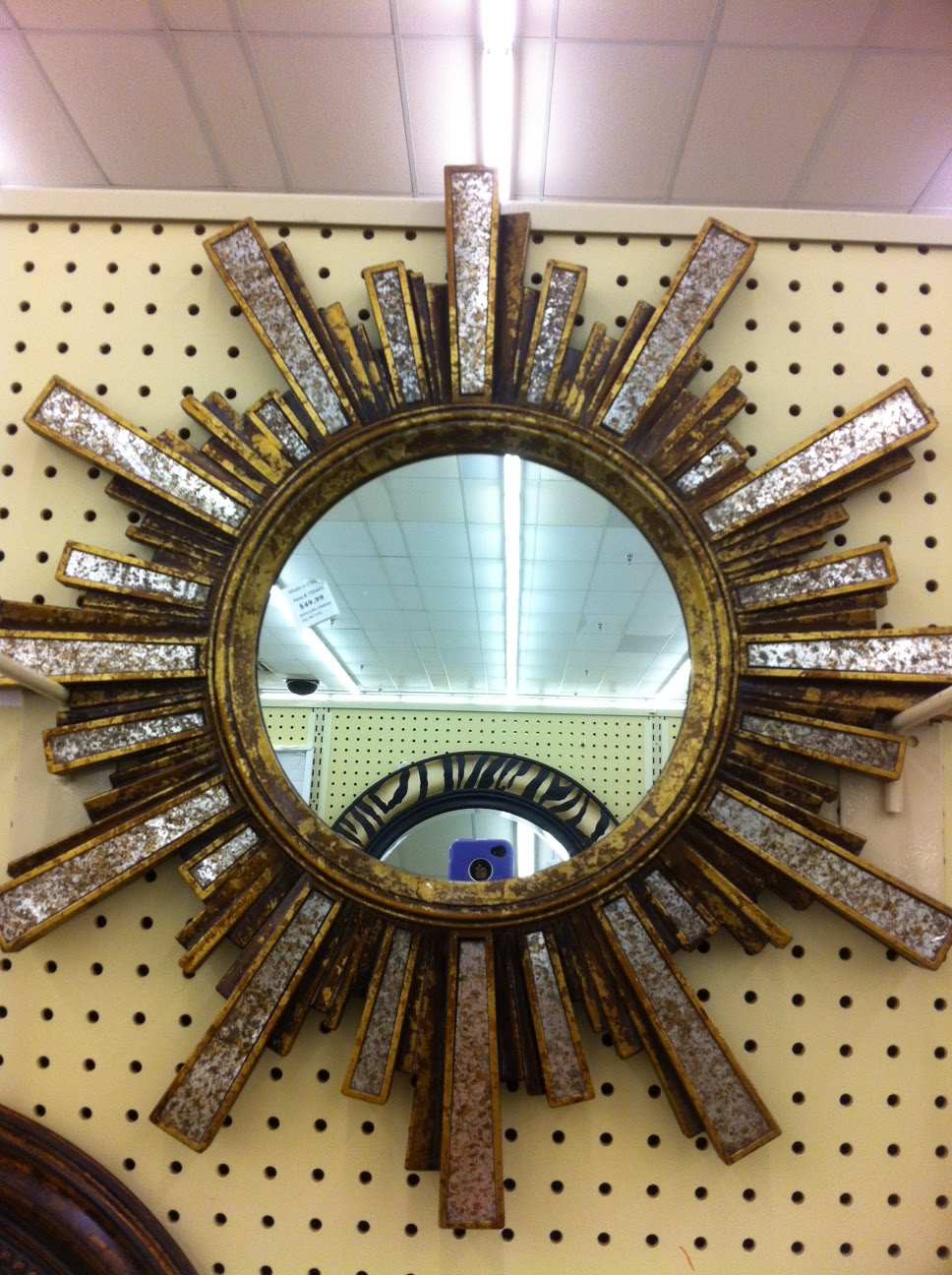 Dwellings By DeVore: Hobby Lobby Mirrors