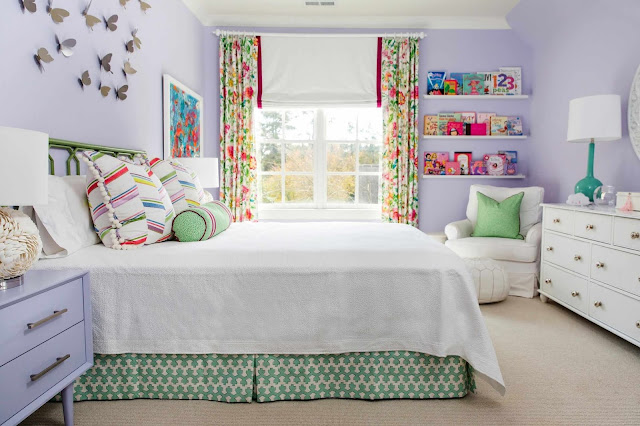cute girls bedroom design ideas