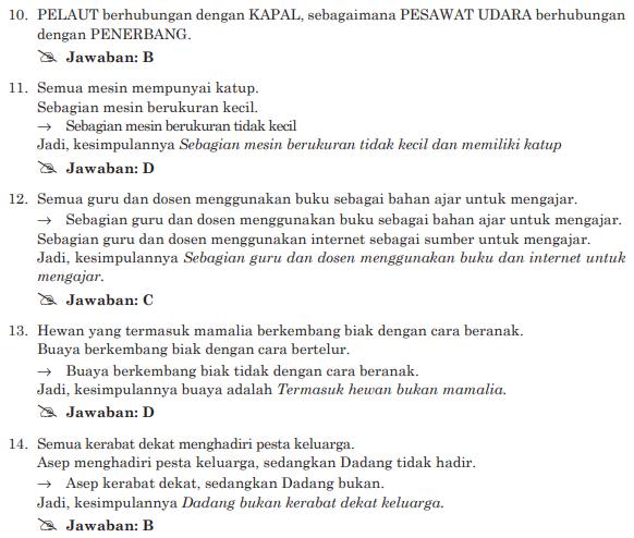 55 + Contoh Soal dan Kunci Jawaban  Ujian PPPK Guru  Tahun 2021 (PAKET 3