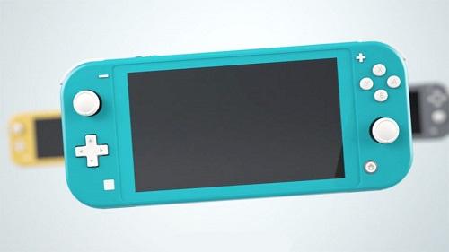 Nintendo Switch Lite is attractive