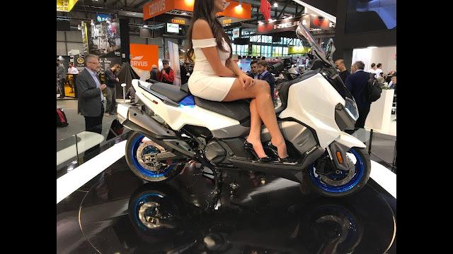 Intip Lawan Baru Yamaha XMax dari Taiwan, Rilis November Mendatang