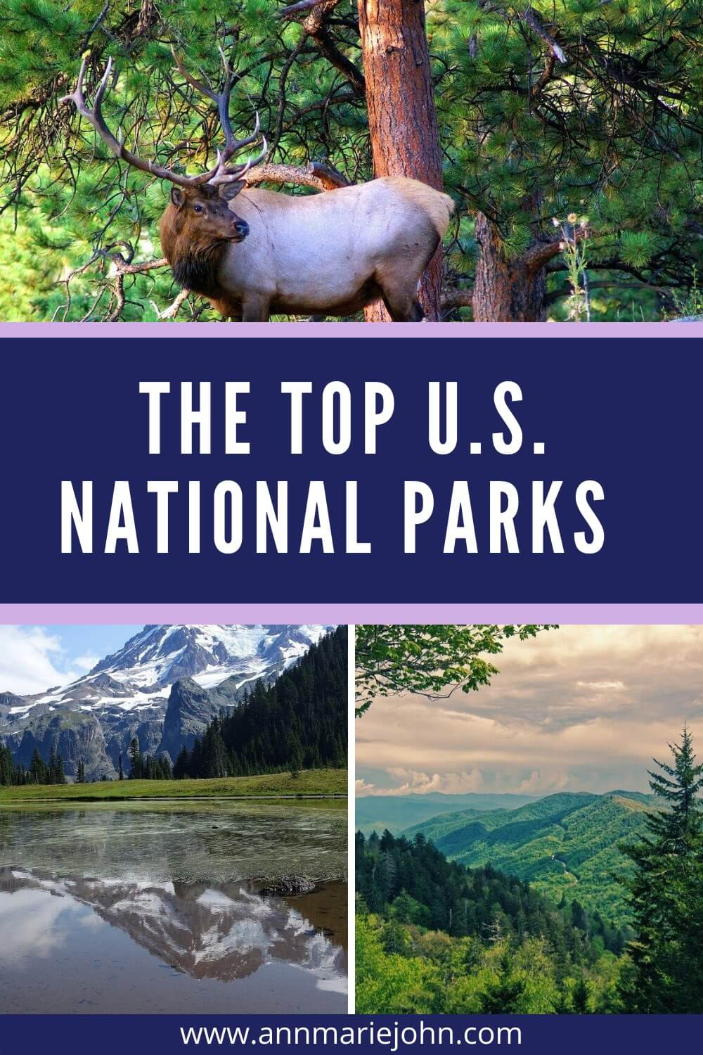 The Top US National Parks