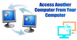 كيفية الوصول عن بعد إلى كمبيوتر آخر من جهاز الكمبيوتر الخاص بك