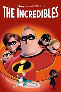 The Incredibles (2004) Hindi - Tamil - English Download 400mb BDRip 480p