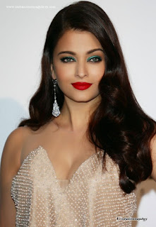 Aishwarya Rai Sexy Dress