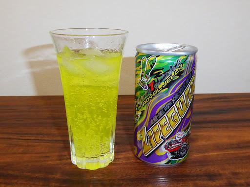 【チェリオ(CHEERIO)】超生命体飲料 ライフガード(LIFEGUARD)