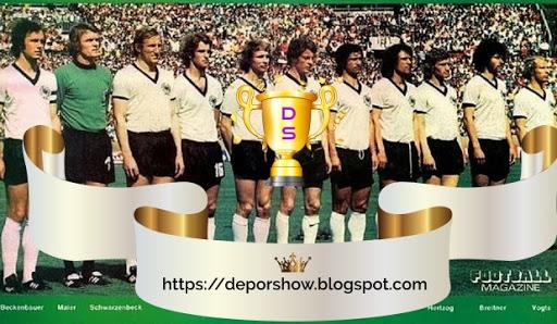 A 13 días del inicio del Mundial Rusia 2018: Recuerdos mundialistas, en 1974 Holanda se lleva los aplausos, Alemania el título.