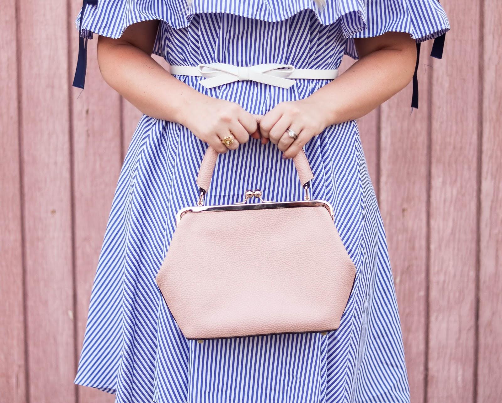 pink jemma handbag