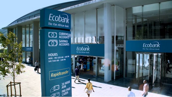 Ecobank Launches Virtual Prepaid Card for Online Payments