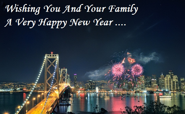 Happy New Year Sayings And Messages