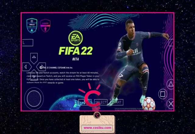 FIFA 21-22 Ppsspp Original Camera PS 5 NEW Bursa Transfer & Kits