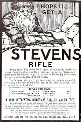 Stevens Rifle