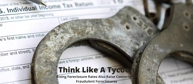 It has been felt that this method has helped to increase the number of foreclosures in the United States.