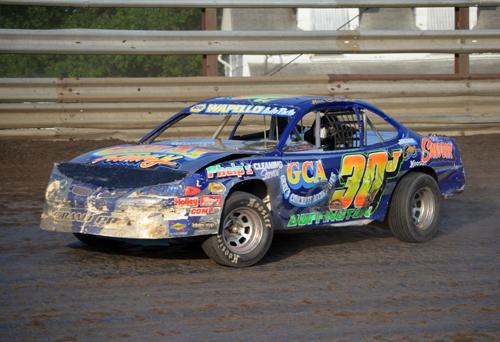 Auto Racing Independent: Southern Iowa Speedway - IMCA Stock