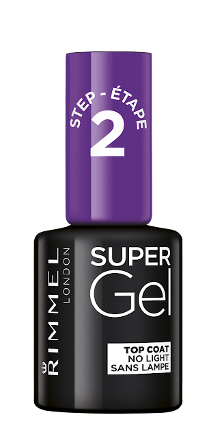 rimmel super gel top coat