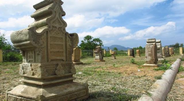 Sejarah Aceh: Kampung Seribu Nisan
