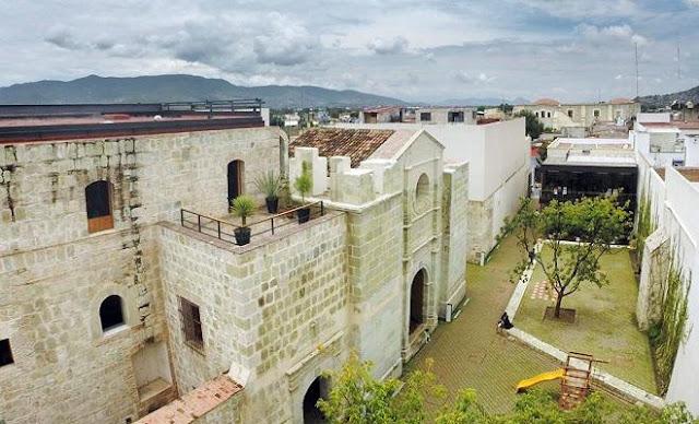 Oaxaca Centro Cultural SanPablo