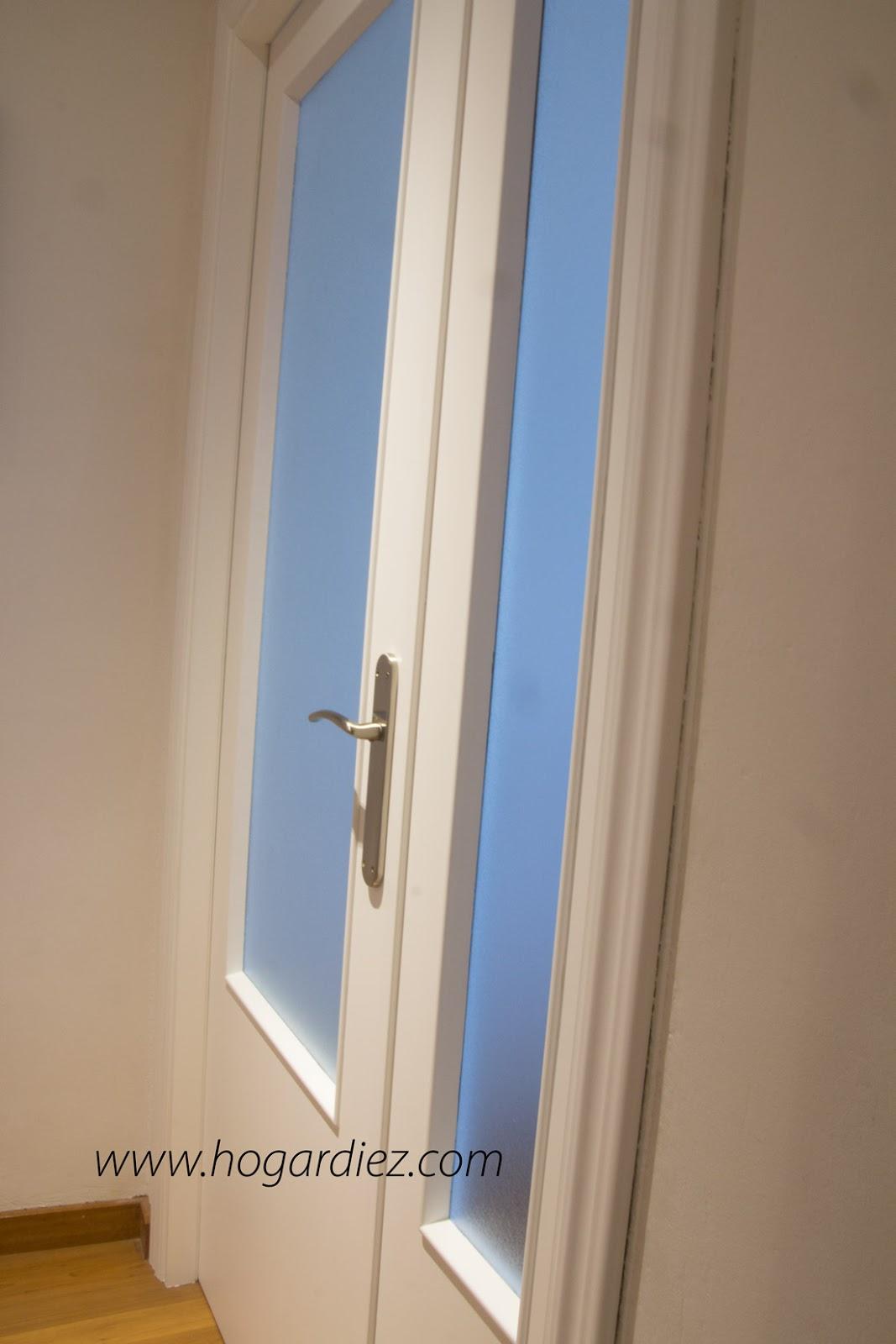 Hogar diez antes y despu s de mis puertas lacadas en blanco - Puertas lacadas en blanco ...