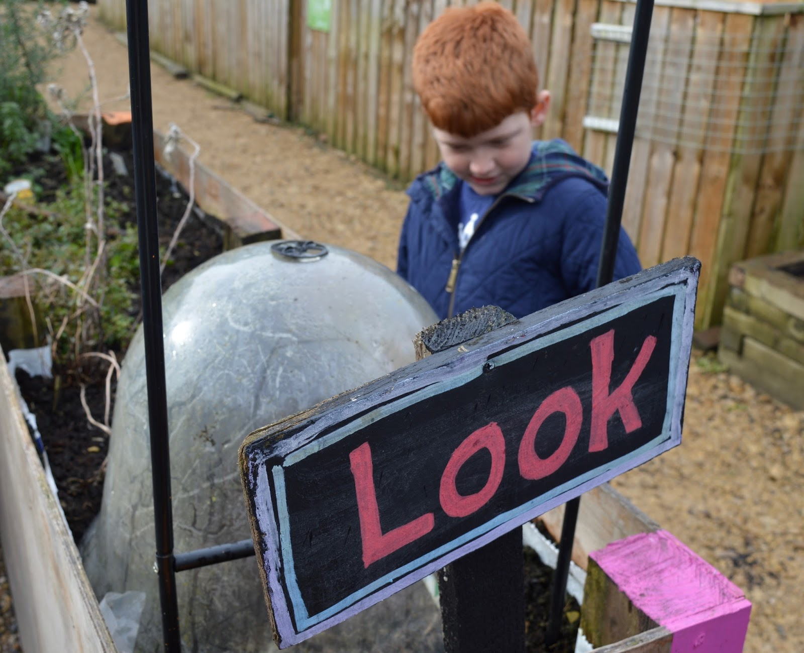 Ouseburn Farm Newcastle | A FREE Place to Take the Kids - sensory garden look