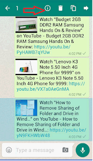 How to See who Read Your WhatsApp Group Messages,how to know who read my whatsapp message,how to see who seen my message,who read my whatsapp message,video,audio,text message,picture,image,whatsgroup message,private message,how to get message details,how to know who read whatsapp group message,group messages info,update,WhatsApp (Software),who read my whatsapp messages,how to know how watch your whatsapp message,message info,friends info,group messages
