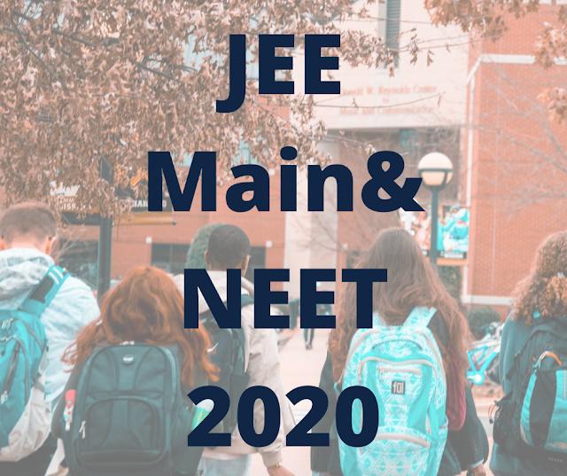 Supreme Court on NEET and JEE exams 2020