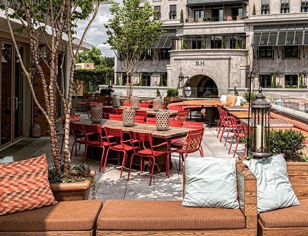 Belly of the Feast: Fave Five: Best Patios in Atlanta