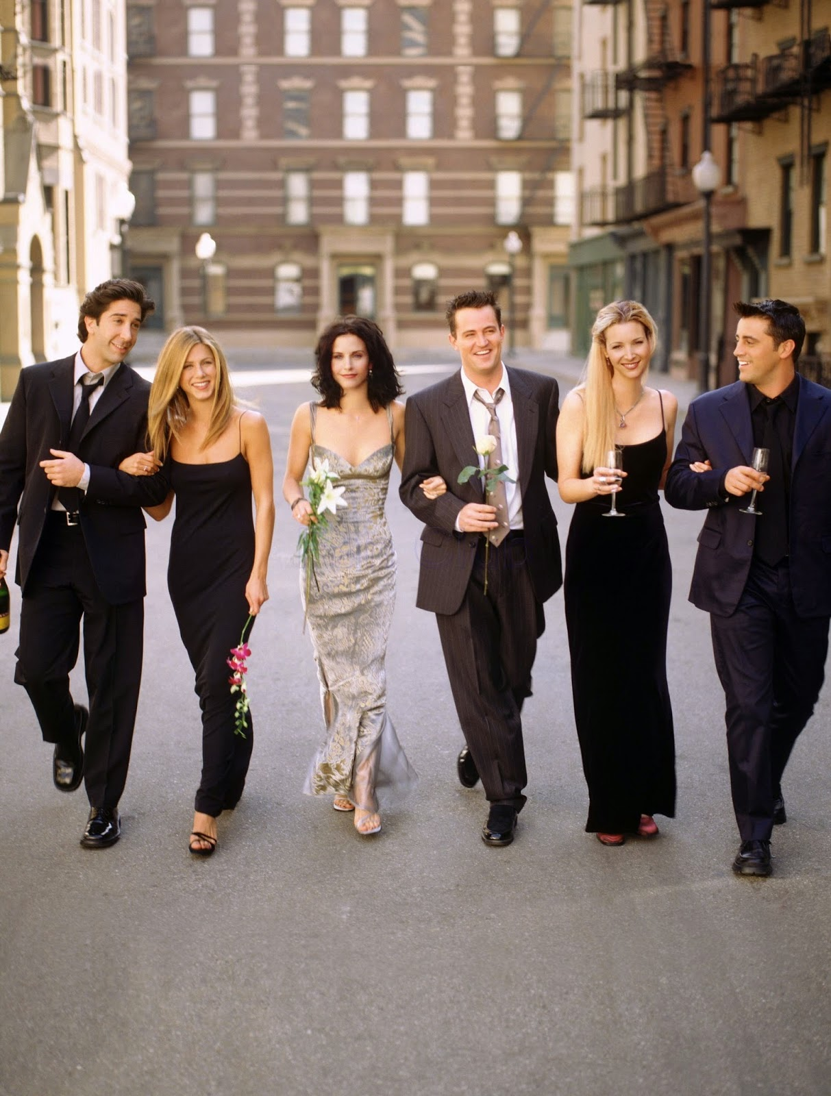 Friends serie tv