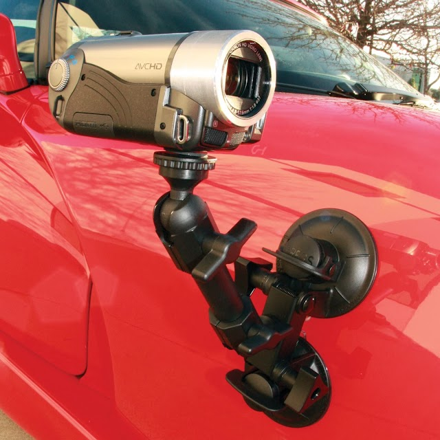 Delkin Devices Fat Gecko Dual Suction Camera Mount Review