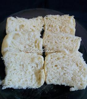 Roti Ekonomis, Empuk, Cepat Menguleninya dan Anti Pegal