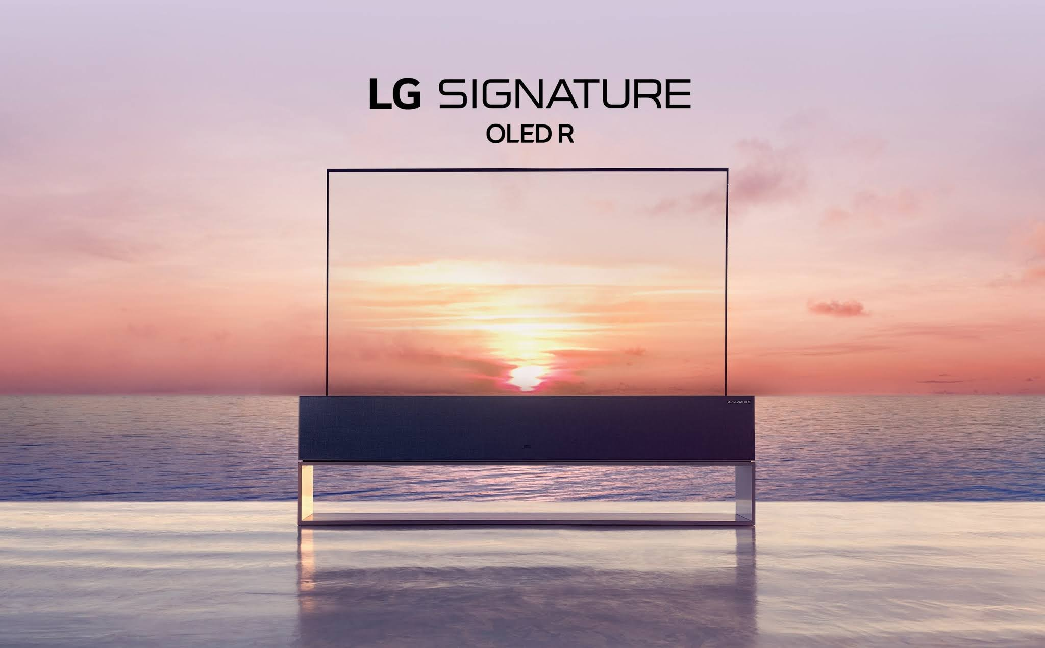 LG'S Highly Anticipated Rollable OLED TV Now Available In United States