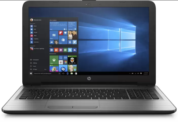 HP Notebook - 15-ay009tx Drivers For Windows 10 And 7 ...