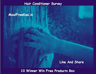 Hair Conditioner Survey