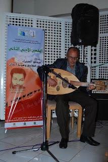 الروائي احمد بطاح يحل ضيفا على المقهى الادبي ببوجدور
