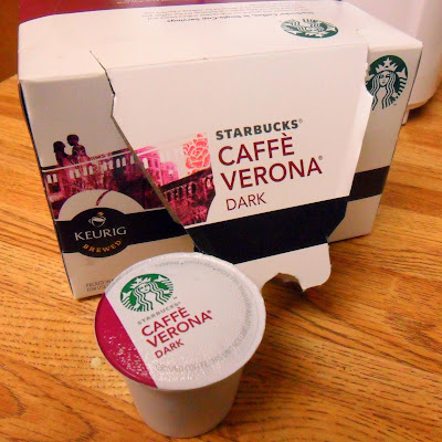 Starbucks Caffè Verona® K-Cup® Packs