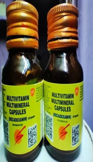 Cheap & Best Multivitamin In India (₹35 Only), Becadexamin