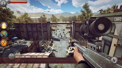 Last Hope Sniper Zombie War Mod Apk  Terbaru