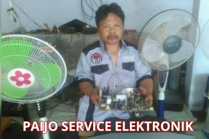 Kisah Pak Paijo Tukang Service Elektronik Tanpa 2 Kaki, Motivasi untuk Maju