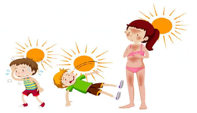 ciri ciri dehidrasi pada anak dan orang dewasa