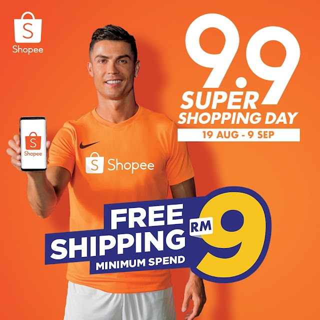 Game On: Highest Number of Repost Wins RM1,000 Shopee Cash Voucher Shopee 9.9 Super Instagram Contest Starts Now!