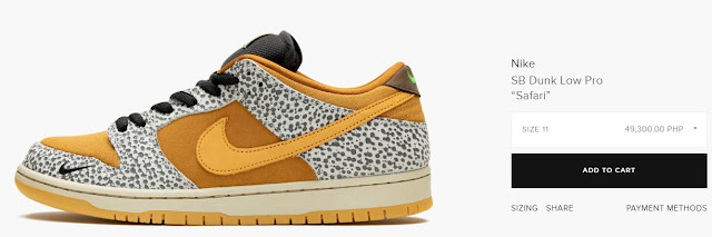 Nike SB Dunk Low Price