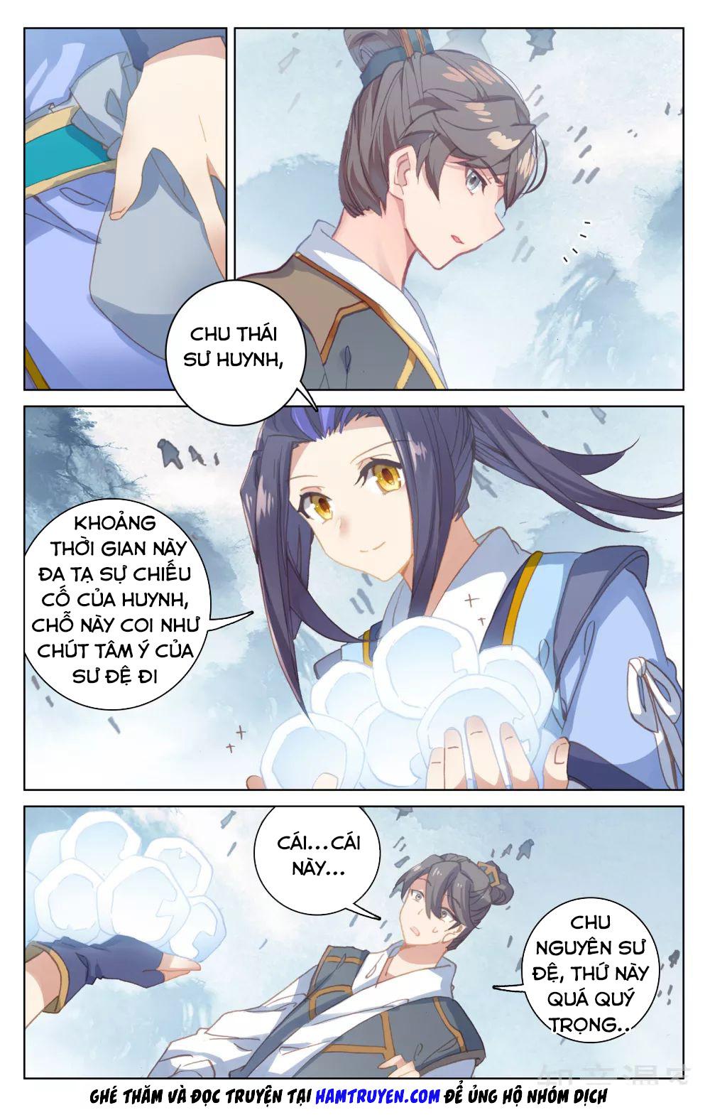 Nguyên Tôn chap 186 - Trang 8