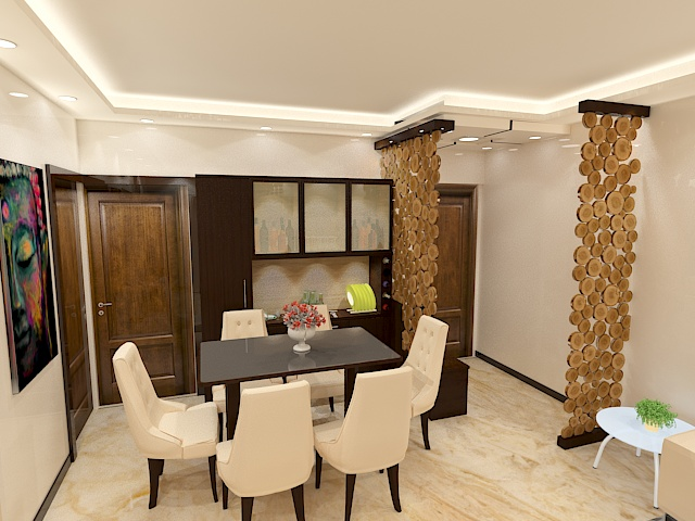 Interior Designer Projects by CAD CAM Centre Goa