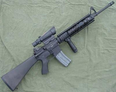 Firearms History Technology Development The M16 Family Ii