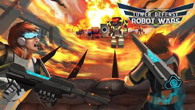 Tower Defense: Robot Wars Mod Apk Download