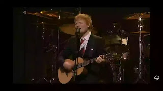 Checkout new song visiting hours lyrics penned and sung by Ed Sheeran